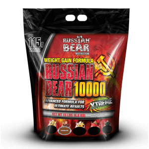 Russianbear weight gainer 15lb price in pakistan
