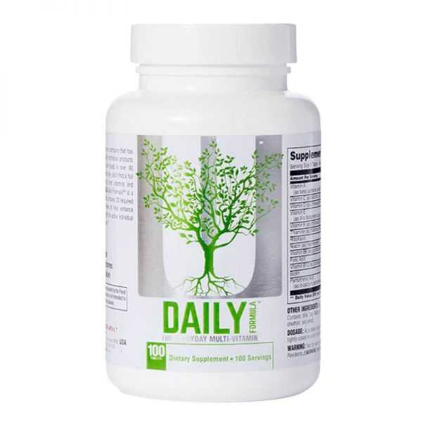 Unversal daily formula 100 tablets lowest price in pakistan