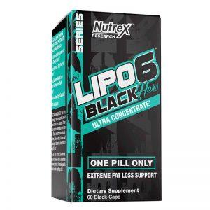 nutrex lipo6 black hers UC 60 caps lowest price in pakistan