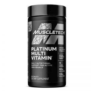 muscletech platinum mulitvitamin 90 tablets new in pakistan