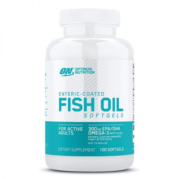 ON Fish Oil Omega-3 100 Capsules in Pakistan