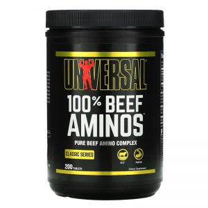 Universal nutrition 100% beef aminos 200 tablets price in pakistan