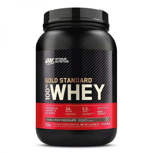 Optimum Nutrition Gold Standard 100% Whey 2lbs in Pakistan