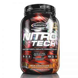 muscletech nitrotech 2lb milk chocolate protein lowest price in pakistan