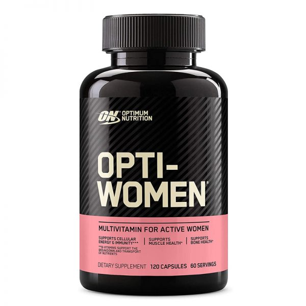 optimum nutrition optiwomen 120 Capsules multivitamin price in pakistan