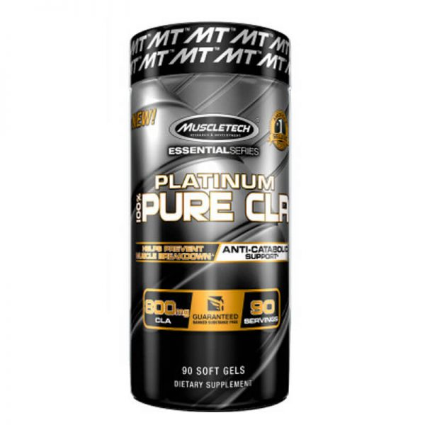 muscletech platinum 100% pure cla 90 sofgels lowest price in pakistan