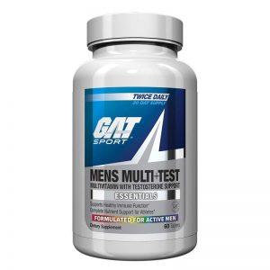 gat sport multi+test 60 tablets lowest price in pakistan