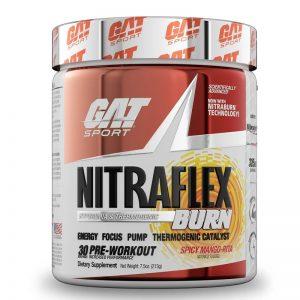 GAT Sports Nitraflex burn 30 servings lowest price in pakistan