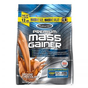 muscletech premium mass gainer 12lb delux chocolate lowest price in pakistan
