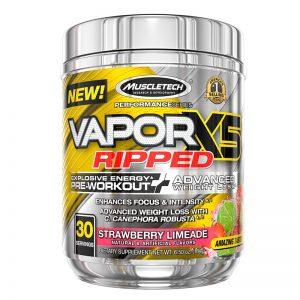 muscletech vapor x5 ripped 30 servings