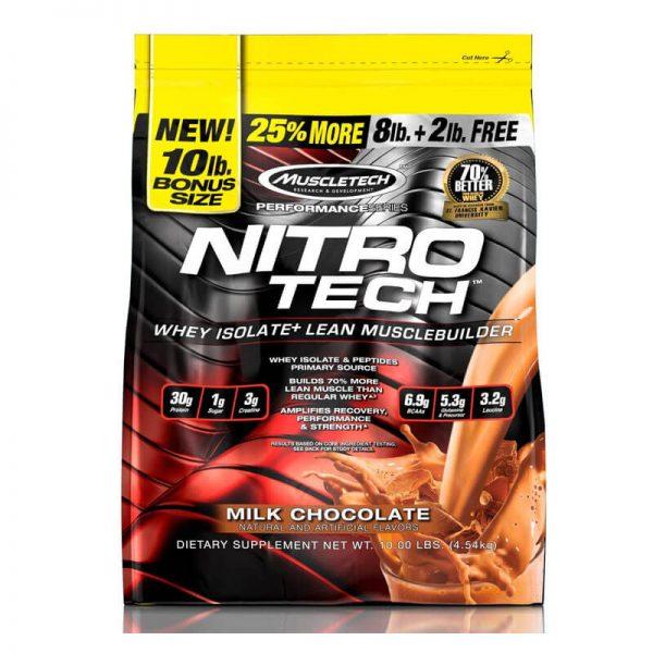 muscletech nitrotech 10lb lowest price in pakistan