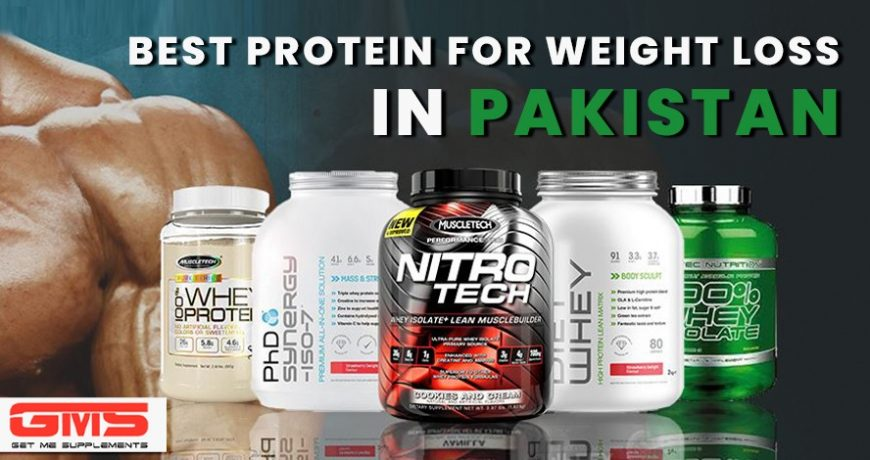 Best protein for weight loss in Pakistan