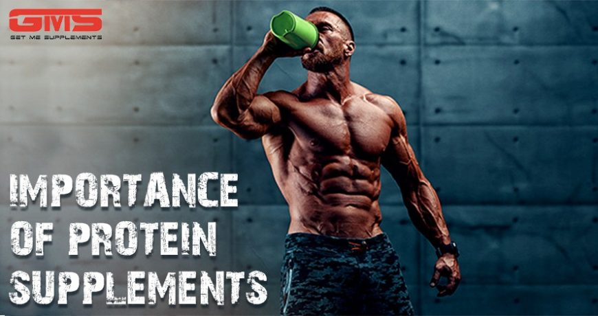 Importance of Protein Supplements