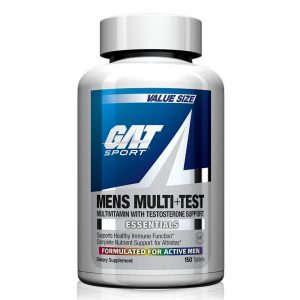 gat sport multi+test 150 tablets lowest price in pakistan